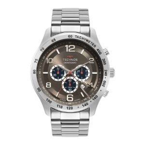Relógio Technos - Masculino - JS25CG1C  - Prata