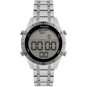 Relógio Technos - Masculino - T02139AC1C  - Prata