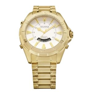 Relógio Technos - Masculino - T205FL4B  - Dourado