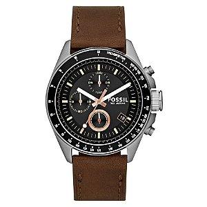 Relógio Fossil - Masculino - CH28852PN  - Prata
