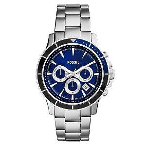 Relógio Fossil - Masculino - CH29271KN  - Prata