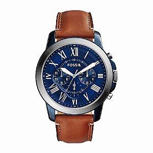 Relógio Fossil - Masculino - FS51510AN  - Prata