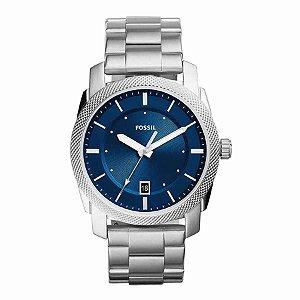 Relógio Fossil - Masculino - FS53401AN  - Prata