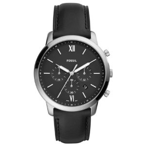 Relógio Fossil - Masculino - FS54520PN  - Prata