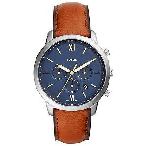 Relógio Fossil - Masculino - FS54530MN  - Prata