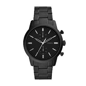 Relógio Fossil - Masculino - FS55021PN  - Preto