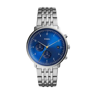 Relógio Fossil - Masculino - FS55421KN  - Prata