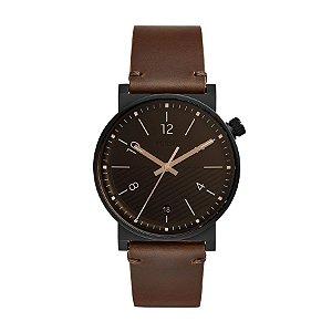 Relógio Fossil - Masculino - FS55520MN  - Preto