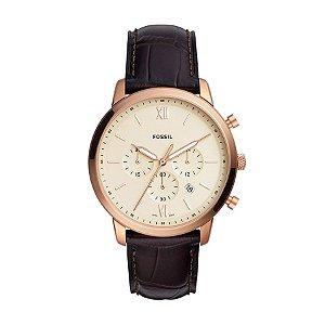 Relógio Fossil - Masculino - FS55580JN  - Dourado