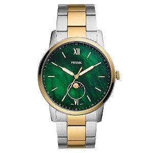 Relógio Fossil - Masculino - FS55721KN  - Prata