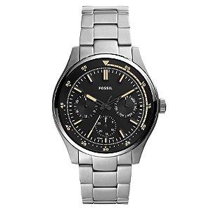 Relógio Fossil - Masculino - FS55751KN  - Prata