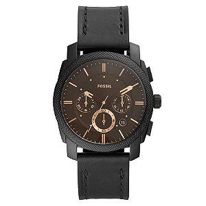 Relógio Fossil - Masculino - FS55860PN  - Preto