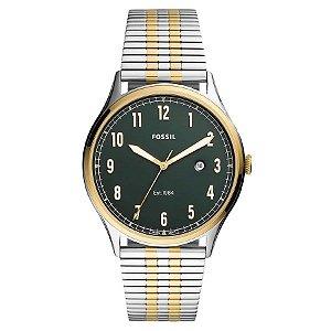 Relógio Fossil - Masculino - FS55961KN  - Prata