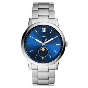Relógio Fossil - Masculino - FS56181KN  - Prata