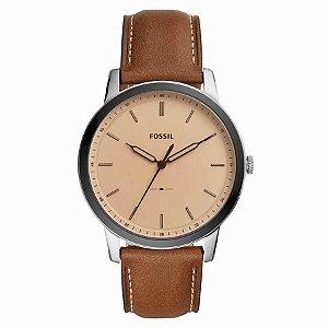 Relógio Fossil - Masculino - FS56190MN  - Prata