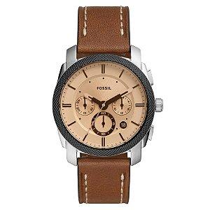 Relógio Fossil - Masculino - FS56200MN  - Prata