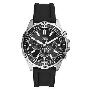Relógio Fossil - Masculino - FS56248KN  - Prata