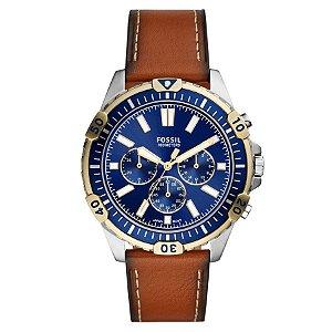 Relógio Fossil - Masculino - FS56250KN  - Prata