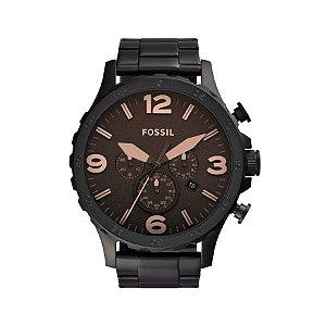 Relógio Fossil - Masculino - JR13564MN  - Preto