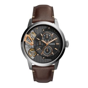 Relógio Fossil - Masculino - ME11630PN  - Prata