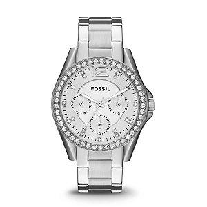 Relógio Fossil - Feminino - ES32021KN  - Prata