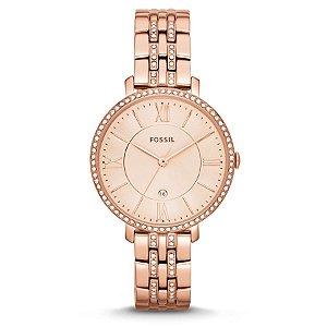 Relógio Fossil - Feminino - ES35464TN   - Dourado