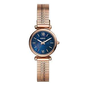 Relógio Fossil - Feminino - ES46931JN    - Rose