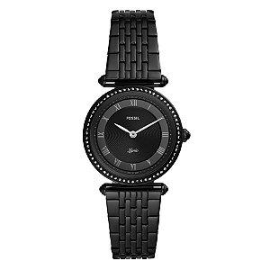 Relógio Fossil - Feminino - ES47131PN  - Preto