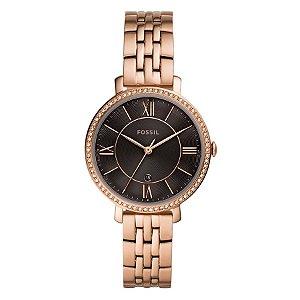 Relógio Fossil - Feminino - ES47231JN - Bronze