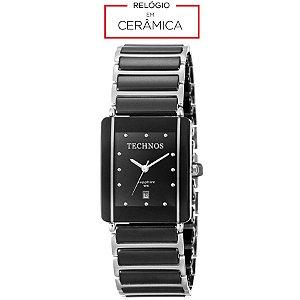 Relógio Feminino - Technos - 1N12ACPAI1P - Preto