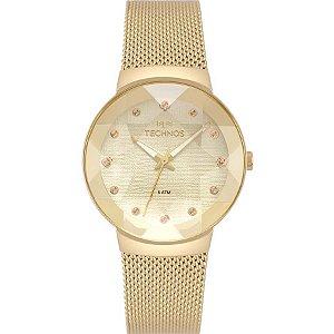 Relógio Feminino - Technos - 2035MPW4X - Dourado