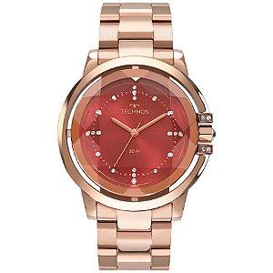 Relógio Feminino - Technos - 2036MLN4R - Rose