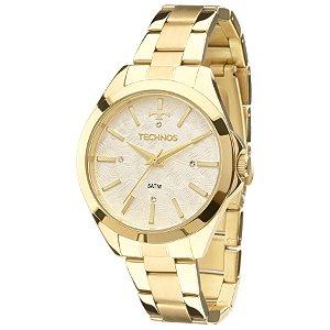Relógio Feminino - Technos - 2039BK5B - Dourado