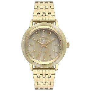 Relógio Feminino - Technos - 203AAC4X - Dourado