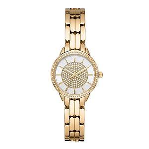 Relógio Feminino - Michael Kors - MK44121DN - Dourado