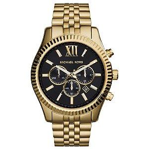 Relógio Feminino - Michael Kors - MK82864PN - Dourado
