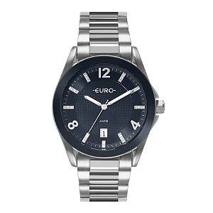 Relógio Feminino - Euro - EU2315HN3A -Prata