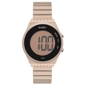 Relógio Feminino - Euro - EUBJT016AI4J -Rosa