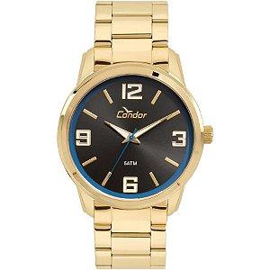 Relógio Masculino - Condor - CO2035KWT4P - Dourado