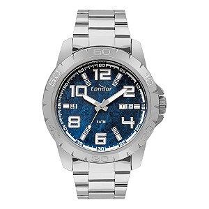 Relógio Masculino - Condor - CO2115KVG3A - Prata