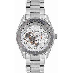 Relógio Masculino - Condor - CO6P29IM3B - Prata