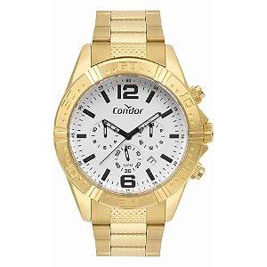 Relógio Masculino - Condor - COVD33A34AA4B - Dourado