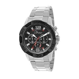 Relógio Masculino - Condor - COVD54AB3P - Prata
