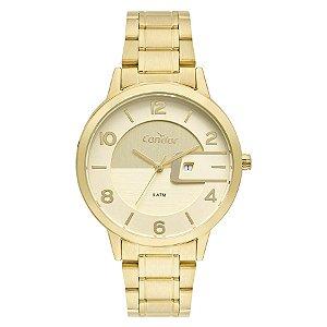 Relógio Masculino - Condor - COVJ22B31ABK4X - Dourado
