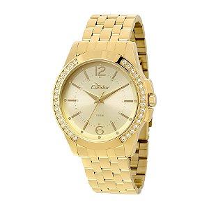 Relógio Feminino - Condor - CO2035KOU4D - Dourado