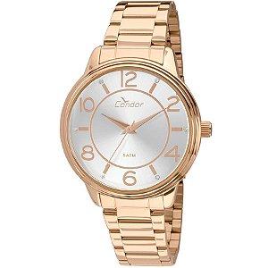 Relógio Feminino - Condor - CO2035KVLK4K - Rose