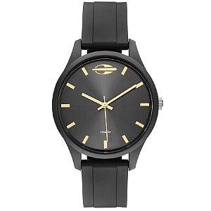 Relógio Feminino - Mormaii - MO2035JS8P - Preto