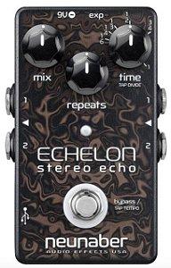 Neunaber Echelono Stereo Echo - TRUE-BYPASS