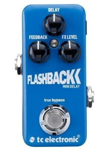 TC ELECTRONIC MINI FLASHBACK DELAY/LOOPER