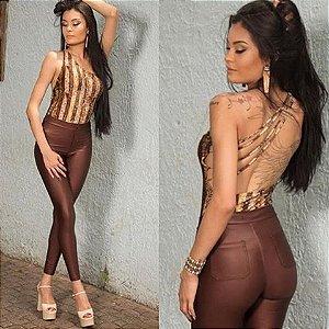 Disco Pants marrom